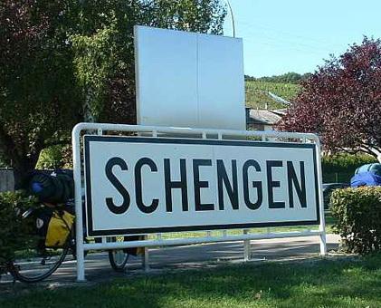 что такое шенгенская зона