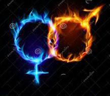 значение символоа марс и венера