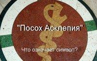 Что означает символ медицины —